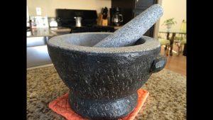Are Granite Mortar And Pestle Safe