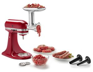 How To Use Kitchenaid Meat Grinder With Steps 2021