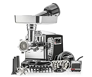 Stx 4000 Meat Grinder Reviews – Reasons To Buy/Not to
